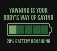 Yawning T-Shirt
