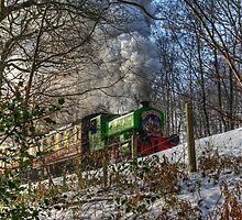 The Santa Special by Jamie  Green