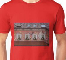 Windows and Clocks Unisex T-Shirt