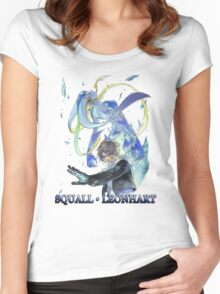 Squall Women's Fitted Scoop T-Shirt