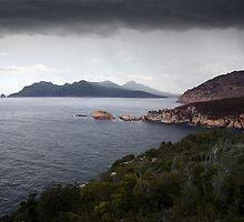 Cape Tourville, Coles Bay, East Coast Tasmania by James Nielsen