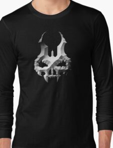 Gladiator Crown Long Sleeve T-Shirt