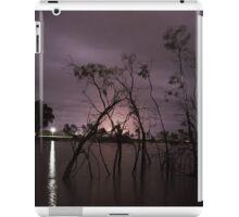 Wimmera River at Night  iPad Case/Skin