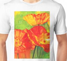 Hot Poppies Unisex T-Shirt