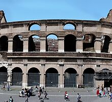 Colosseum  by franceslewis