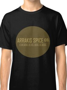 Dune Arrakis Spice Co. Classic T-Shirt