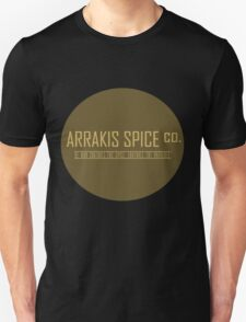 Dune Arrakis Spice Co. T-Shirt
