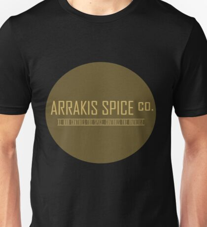Dune Arrakis Spice Co. Unisex T-Shirt