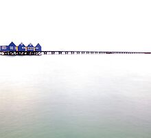 Busselton Jetty WA by Emma  Spencer