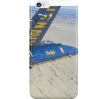 Blue Angels Aircraft iPhone Case/Skin