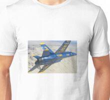 Blue Angels Aircraft Unisex T-Shirt
