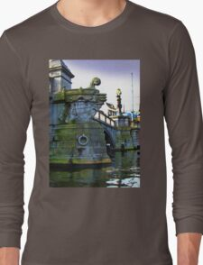 Canals Of Amsterdam IV Long Sleeve T-Shirt