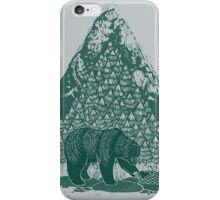 Teddy Bear Picnic iPhone Case/Skin