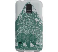 Teddy Bear Picnic Samsung Galaxy Case/Skin