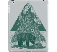 Teddy Bear Picnic iPad Case/Skin