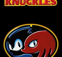 Sonic And Knuckles Sonic Game Retro by Purnama80
