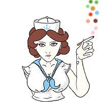 Sailor Girl by JamesEnglish