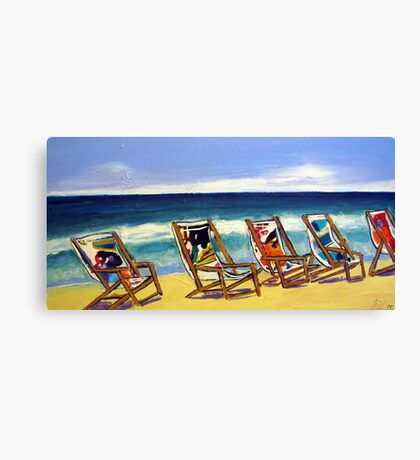 Relax ! Canvas Print