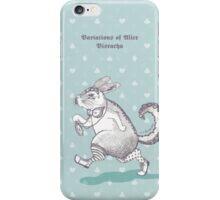 Variations of Alice - Viscacha [Bule] iPhone Case/Skin