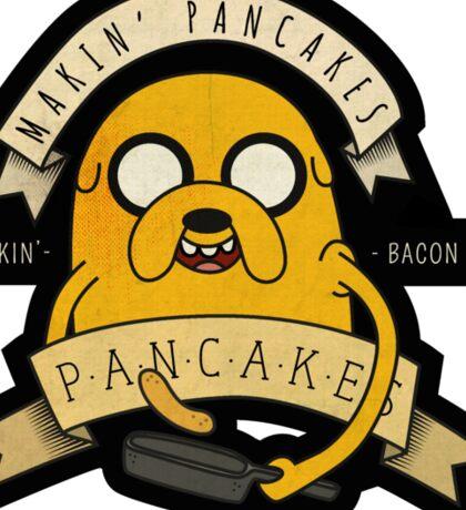 Makin' Bacon Pancakes Sticker