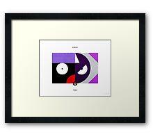 PKMNML #090-091 Framed Print