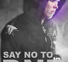 Say no to DNB by ezioaltair12