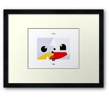 PKMNML #086-087 Framed Print