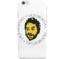 Wildcard Bitches iPhone Case/Skin