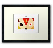 PKMNML #077-078  Framed Print