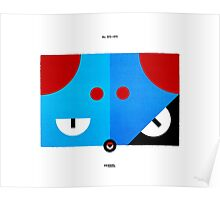 PKMNML #072-073 Poster