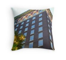 Chamber Building at Dusk Throw Pillow