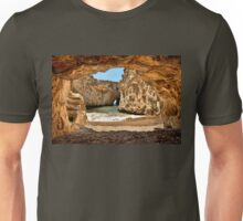 CaveBeach of Papafrangas Unisex T-Shirt