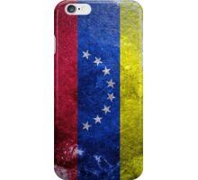 Venezuela Grunge iPhone Case/Skin