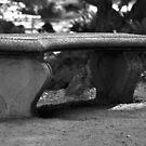 The Love bench by DiamondCactus