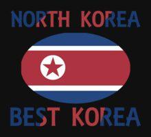 North Korea by SALSAMAN