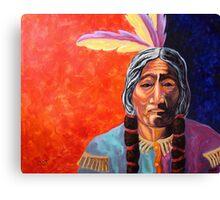 Native Color's #2 Canvas Print