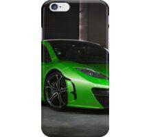 Verde Ithaca McLaren MP4-12C iPhone Case/Skin