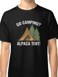 Alpaca Tent Classic T-Shirt