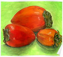 Persimmons, perchance? Poster