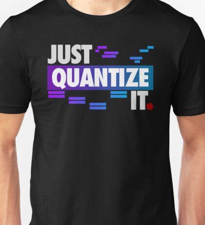 Just Quantize It (Color Edition) Unisex T-Shirt