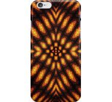 Lava Flow Pattern iPhone Case/Skin