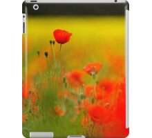 Tall Poppy iPad Case/Skin