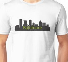 Baltimore The City That Codes Unisex T-Shirt