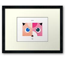PKMNML #039-040 Framed Print