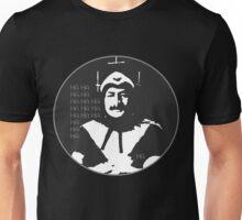 Phantom of Krankor: HA HA HA HA HA HA HA Unisex T-Shirt