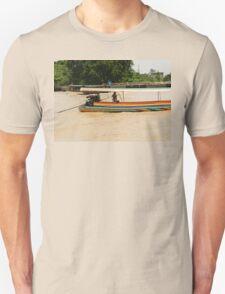 Thailand. Chao Phraya river Unisex T-Shirt