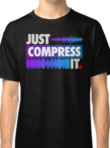 Just Compress It (Color Edition) Classic T-Shirt