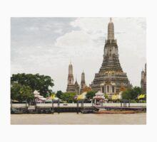 Thailand. Wat Arun (Temple of Dawn) Baby Tee