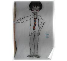 James Potter Poster