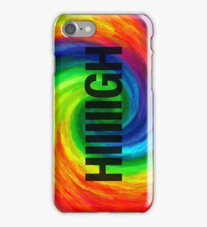 High iPhone Case/Skin